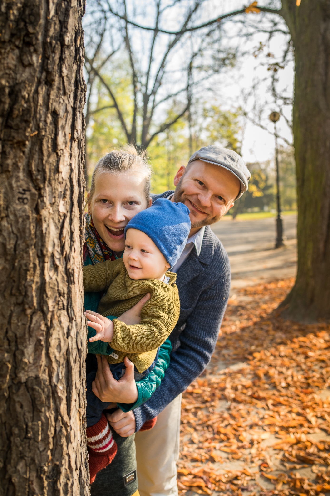 Naturalne sesje zdjęciowe w Krakowie